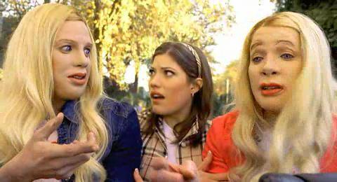 White ChicksWhite Chicks Movie Characters