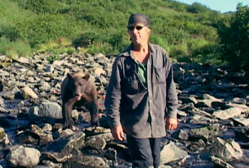 View photos from Grizzly Man (2005) with Timothy...