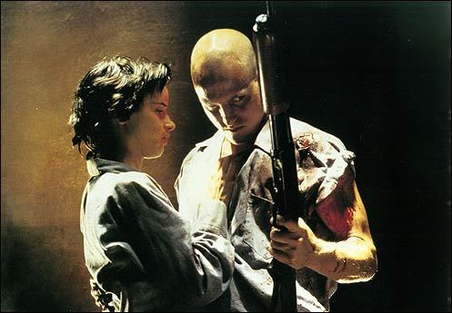 A review of oliver stones movie natural born killers