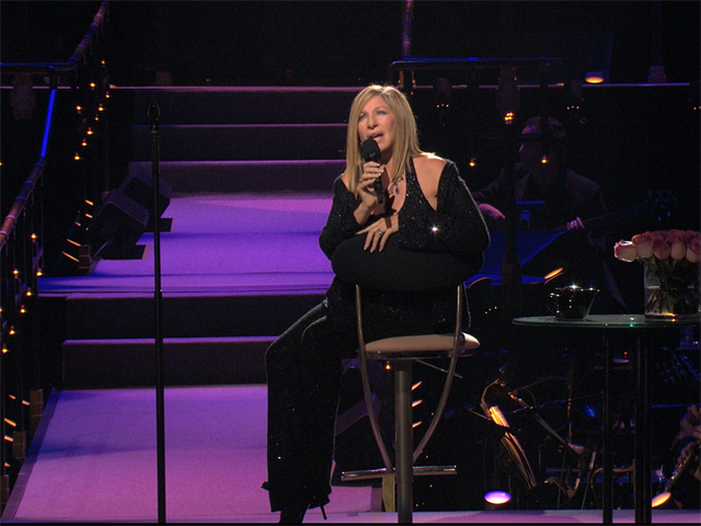 Barbra Streisand Timeless Tour