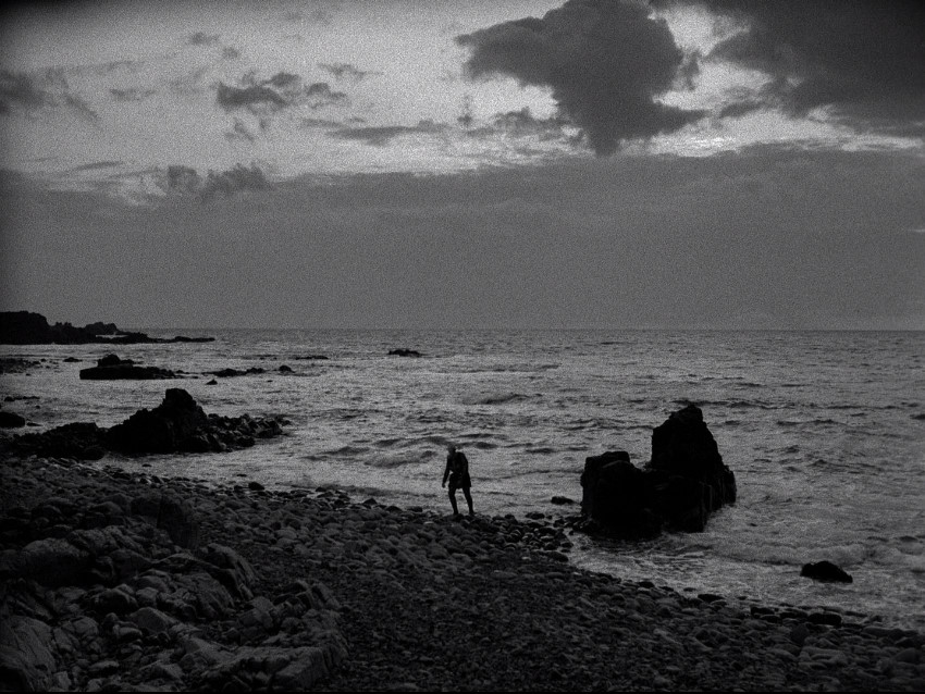 Ingmar Bergman's sublime The Seventh Seal suggests the intersection of