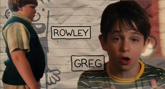 diary of a wimpy kid movie  website