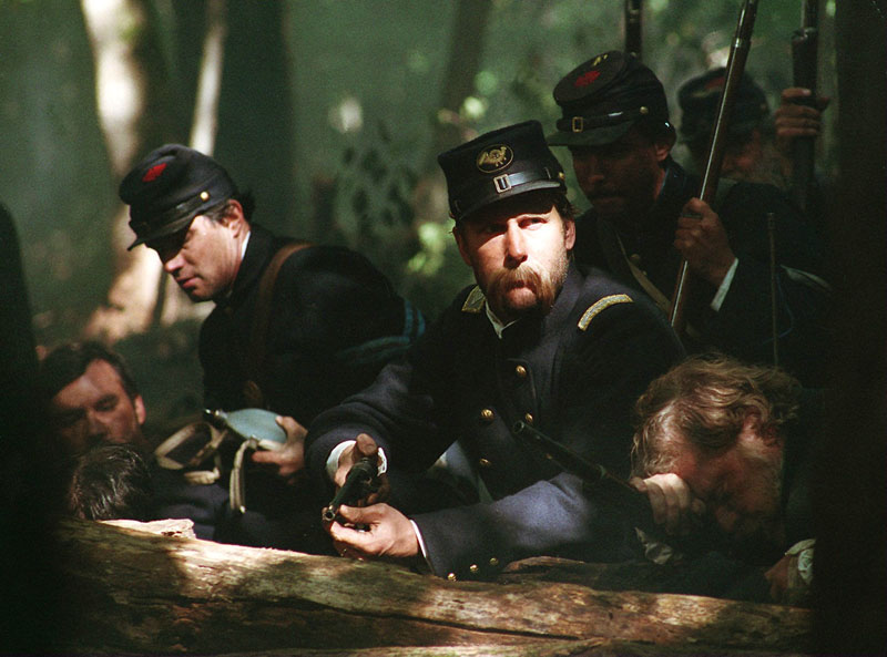 a review of gettysburg an epic war film by ronald f maxwell Gettysburg is a 1993 american epic war film written and directed by ronald f maxwell, [3] adapted from the historical novel the killer angels (1974) by michael shaara, [4] about the battle.