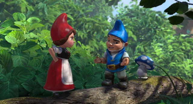 Gnomeo And Juli... Gnomeo And Juliet Mercutio