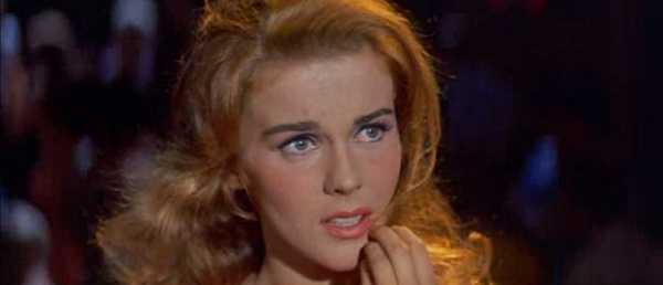 Ann Margret Bye Bye Birdie Ann-Margret got the launch of