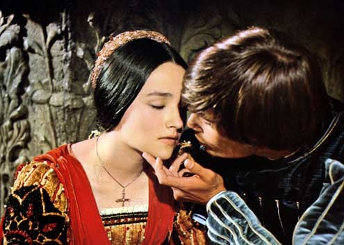 Romeo Steals a Kiss