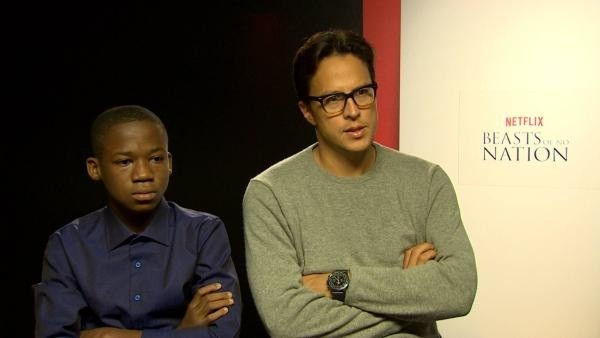 """a comprehensive review of beasts of no nation a movie by cary fukunaga Idris elba nearly plunged to his death filming cary fukunaga's """"beasts of no nation"""" the indie drama, about an african tyrant known as """"the commandant"""" who recruits an innocent boy into ."""